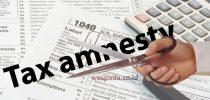 Istana Intervensi Rapat, Muhammadiyah Tunda Gugat Tax Amnesty